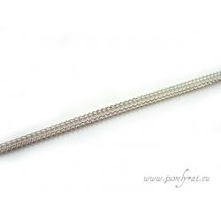 748 Smulki sidabrinė grandinėlė Ag 925