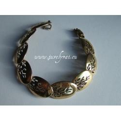 783 Brass bracelet