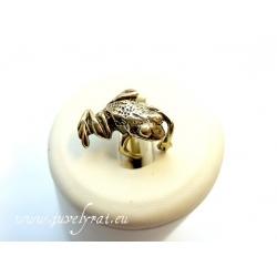 852 Žalvarinis žiedas