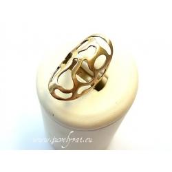 Žalvarinis žiedas