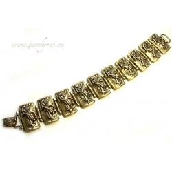 567 Brass bracelet