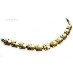 899 Brass bracelet
