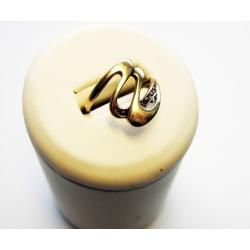 940 Žalvarinis žiedas
