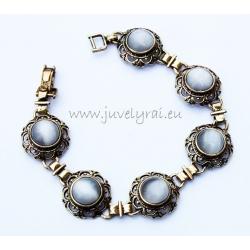 1279 Brass bracelet