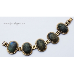 1280 Brass bracelet