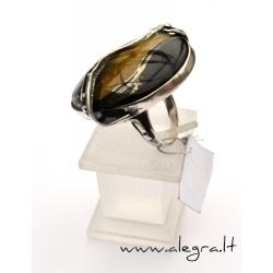 1523 Sidabrinis žiedas Ag 925
