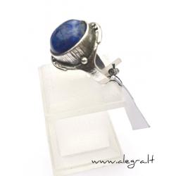 1533 Sidabrinis žiedas su Lazuritu Ag 925