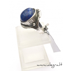 1533 Silver ring with Lapis lazuli Ag 925