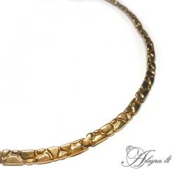 1919 Brass necklace