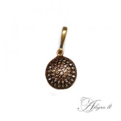 1961 Brass pendant