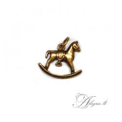 1965 Brass pendant