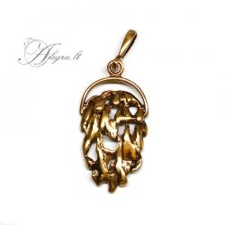 1971 Brass pendant