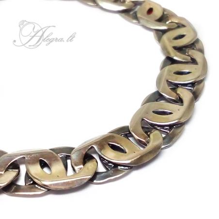 1997 Silver bracelet Ag 925