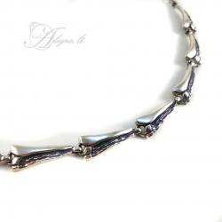 1713 Silver bracelet Ag 925