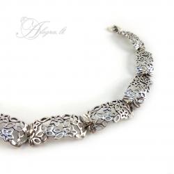 1429 Silver bracelet Ag 925