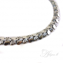 2001 Silver necklace Ag 925