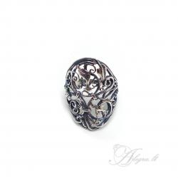 1776 Sidabrinis žiedas Ag 925