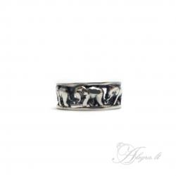 1746 Sidabrinis žiedas Ag 925