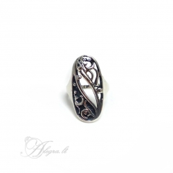 1743 Silver ring Ag 925