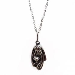 Silver pendant [KM06] [Pakabukas, grandinėlė]