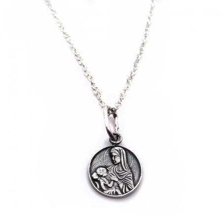 Sidabrinis Medalionas - Šeima [KM09]