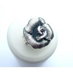 """280 Sidabrinis žiedas """"Rožė"""" Ag 925"""