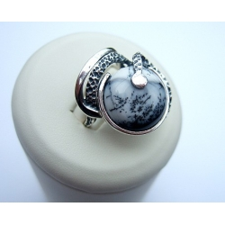 285 Silver ring Ag 925