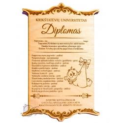 Godparents Diploma KD01