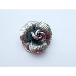 """331 Silver brooch """"Rose"""" Ag 925"""