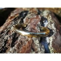 2278 Brass bracelet