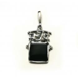 2421 Silver pendant Ag 925