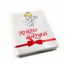 """Towel """"KRIKŠTO DUKRYTEI"""""""