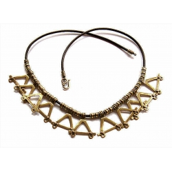 Brass strand