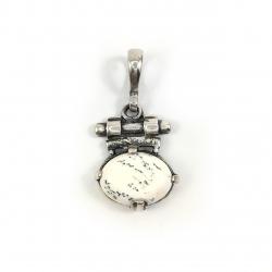 2433 Silver pendant Ag 925