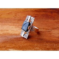 2026 Silver ring with Zircon Ag 925