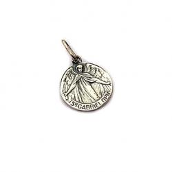 Sidabrinis Medalionas Šv. Gabrielis [1664]