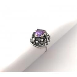 2786 Sidabrinis žiedas su Cirkoniu Ag 925