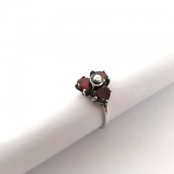 2788 Sidabrinis žiedas su Cirkonis Ag 925