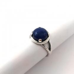 2791 Sidabrinis žiedas su Lazūritu Ag 925