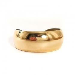 552 Brass bracelet with Marcasites