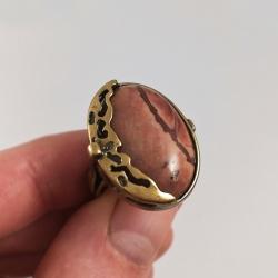 2825 Žalvarinis žiedas