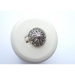 448 Sidabrinis žiedas Ag 925