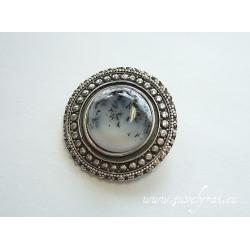 463 Silver brooch Ag 925
