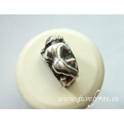 486 Sidabrinis žiedas Ag 925