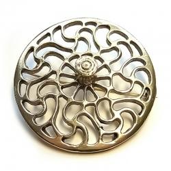 900 Round flat openwork brooch 1st-4th century