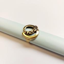 """3243 Žalarinis žiedas """"Kelias"""""""