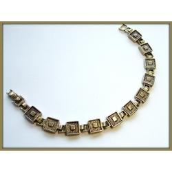 563 Brass bracelet